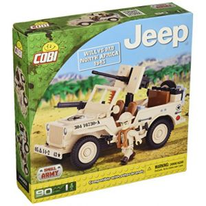 Cobi Willys MB North Africa 1943