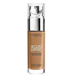 L'Oréal Accord Parfait 7.D. Ambre Doré - Fond de teint fondant unifiant perfecteur