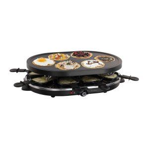 Domoclip DOC188 - Raclette/pancake maker 1200 Watt