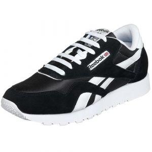 Reebok Classic Nylon chaussures noir 46 EU