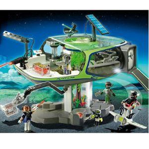 Playmobil 5149 - Base des E-Rangers