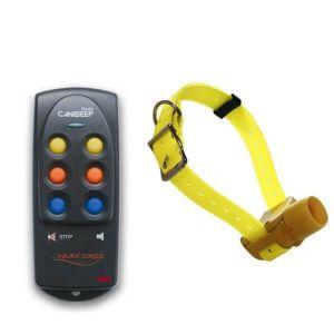 Num'Axes CaniBeep Radio Pro repérage télécommandé modèle collier + télécommande