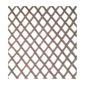 Intermas Gardening 170261 - Treillis Willow en osier 0,50 x 1,50 m