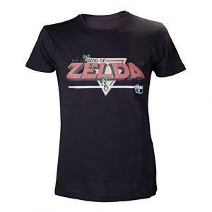 Bioworld T-shirt 'The Legend of Zelda' - noir - Taille M