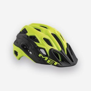 Met Casque Lupo Safety Jaune/Noir Mat - 54-58