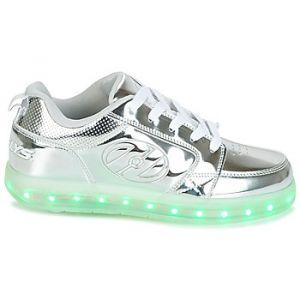 Heelys Chaussures à roulettes PREMIUM 1 LO - Couleur 31,33 - Taille Argenté
