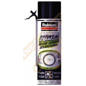 Rubson Mousse expansive formule polymère 500ml