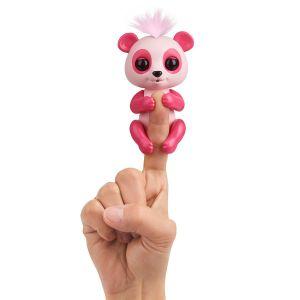 Wow wee Fingerlings Bébé panda rose Polly
