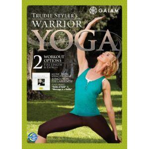 Yoga guerrier : Trudie Styler