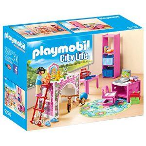 Playmobil 9270 - City Life : Chambre d'enfant
