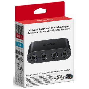 Nintendo Adaptateur pour manette GameCube (Switch)