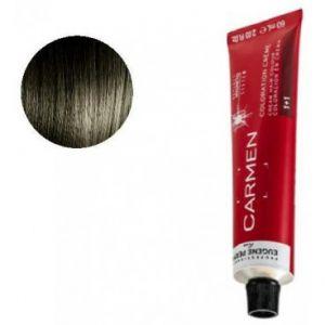 Eugène Perma Carmen 5.12 châtain clair cendré irisé - Coloration capillaire
