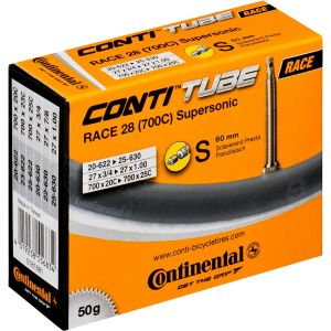 Continental Race SuperSonic 700x20/25C Presta 60mm