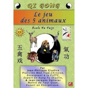 Qi Gong : Le jeu des 5 animaux