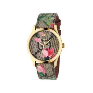 Gucci Montre Homme G-timeless Multicolore