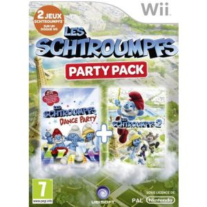 Les Schtroumpfs Party Pack [Wii]
