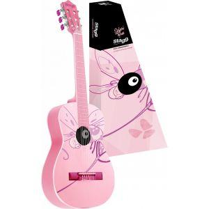 Stagg C510 Dragonfly - Guitare classique enfant 1/2