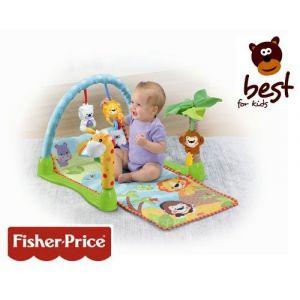 Tapis d 39 veil fisher price comparer les prix et acheter - Fisher price tapis eveil jungle ...