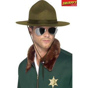 Smiffy's CHAPEAU SHERIFF VERT