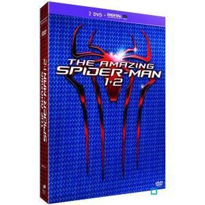 Coffret The Amazing Spider-Man + The Amazing Spider-Man: Le destin d'un héros