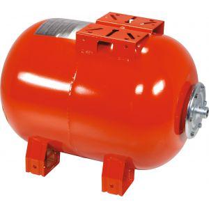 Ballon réservoir métal - Horizontal - 50 l