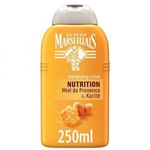 Le Petit Marseillais Nutrition - Shampoing au lait de Karité & au Miel - 250 ml