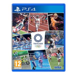 Jeux Olympiques de Tokyo 2020 - Le jeu Officiel [PS4]