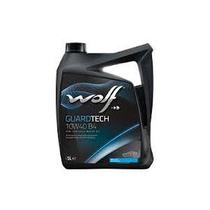 Wolf 8313462 - Bidon d'huile GuardTech 10W40 B4 20 Litres