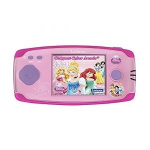 Lexibook Disney Console Cyber Arcade Princesses