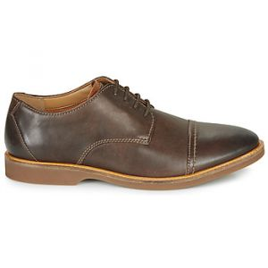 Clarks Derbies ATTICUS CAP Marron - Taille 41,46,42 1/2,47,41 1/2
