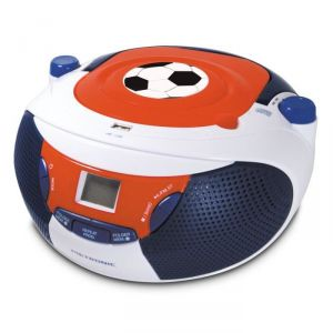 Metronic 477123 - Radio CD-MP3 Foot