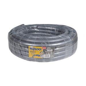 Hozelock ' Tricoflex Eau Tuyau Ultra Max, diamètre 25mm 25m gris