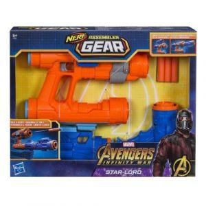 Hasbro Nerf Assembler Gear : Marvel Avengers Marvel Heroes Infinity War Star Lord