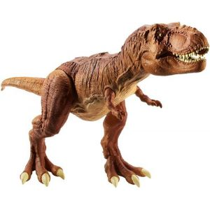 Mattel Jurassic World- Kit Anatomie T-Rex Figurine, FTF13