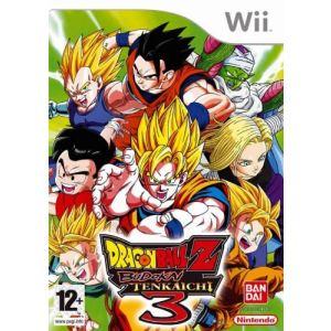Dragon Ball Z : Budokai Tenkaichi 3 [Wii]