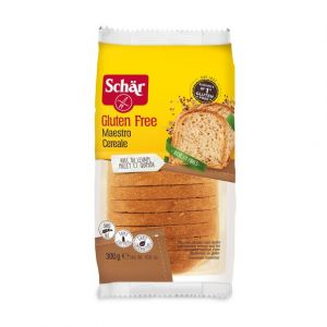 Dr Schär Pain aux céréales maestro sans gluten et sans lactose