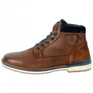 Redskins Baskets cuir Accro Marron - Taille 40;41;42;43;44;45