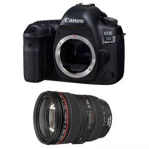 Canon EOS 5D Mark IV (avec objectif 24-105mm)