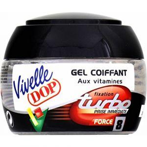Vivelle Dop Fixation Turbo - Gel coiffant Force 8