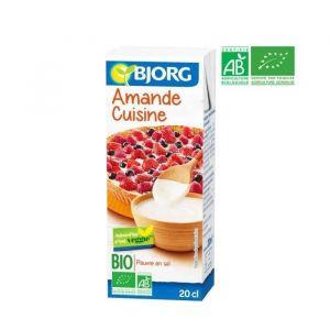 Bjorg Amande Cuisine Bio 20cl