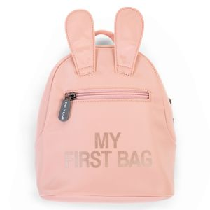 Childhome Sac à dos enfant My First Bag rose