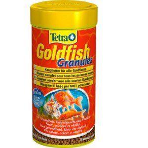 Tetra Granulés pour poissons d'eau froide Goldfish