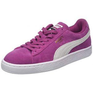 Puma Baskets SUEDE CLASSIC violet - Taille 37,38,39