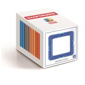 Magformers Square 12 pièces - Jeu magnétique