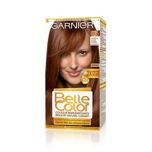 Garnier Belle color coloration 6,35 marron clair ambré