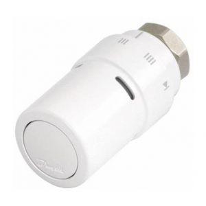 Danfoss RAX-K Tete thermostatique couleur blanche (RAL 9016)