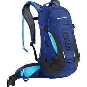 Camelbak 1112404000 Sac d'Hydratation Homme, Marine Blue/Lake Blue, M