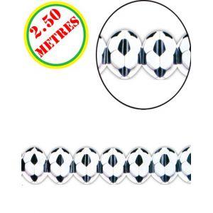 Smiffy's Guirlande ballon de football