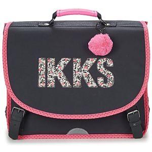IKKS Cartable 2 Compartiments 38 cm Gris