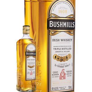 Bushmills Whisky Irlande Blended 40 % vol. 70 cl